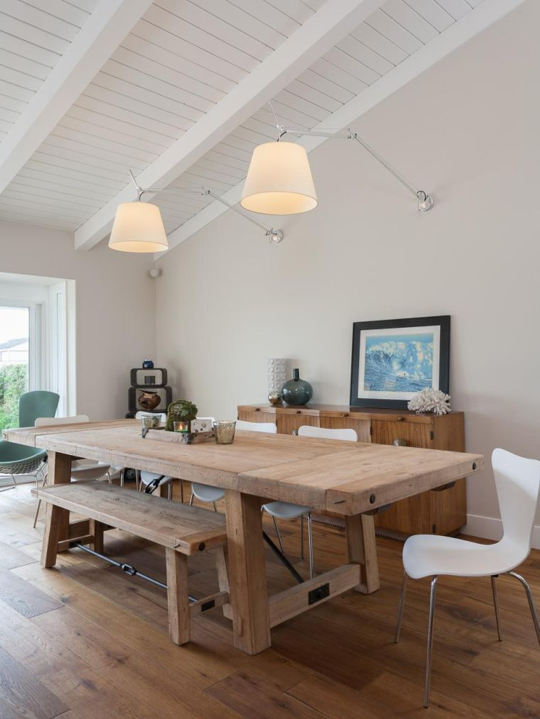 Table Salle Manger Design Rustique En 42 Ides Originales