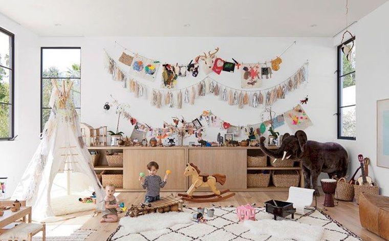 La Chambre Bohme Chic Pour Enfant