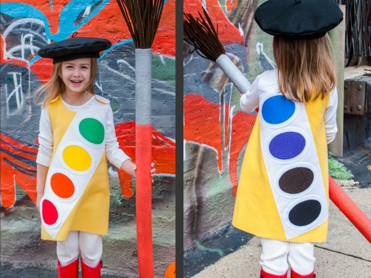 Déguisement Halloween Pour Enfant à Fabriquer Soi-même