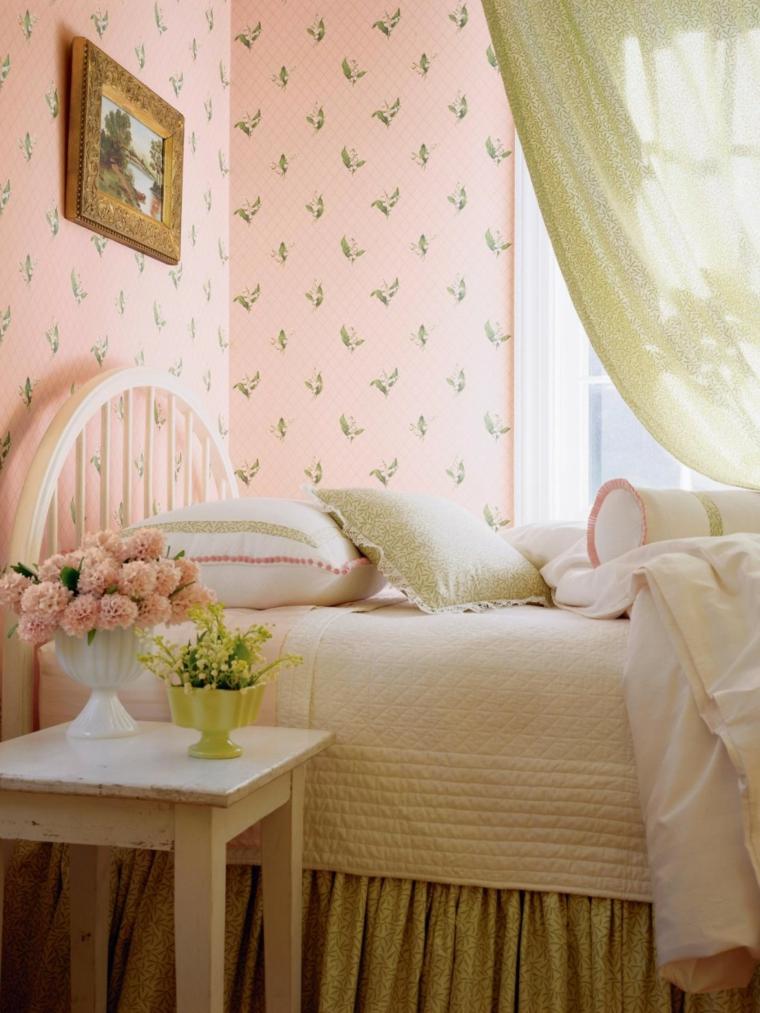 Chambre Pour Fille En Style Shabby Chic