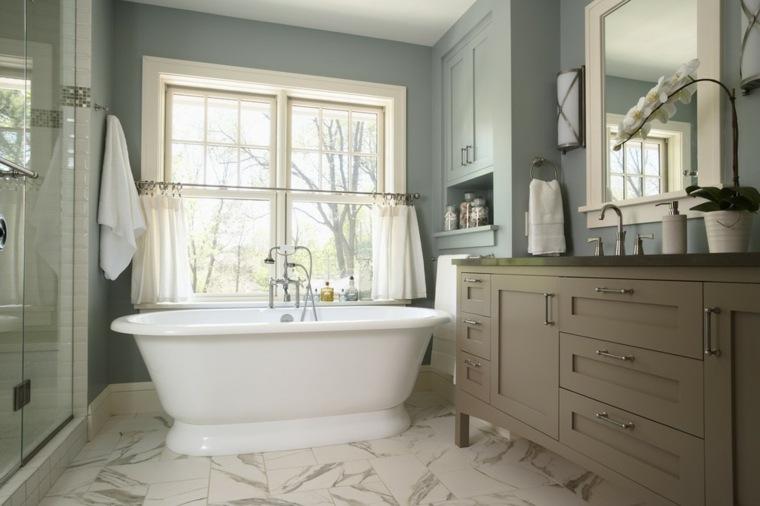 salle de bain taupe pour plus de style