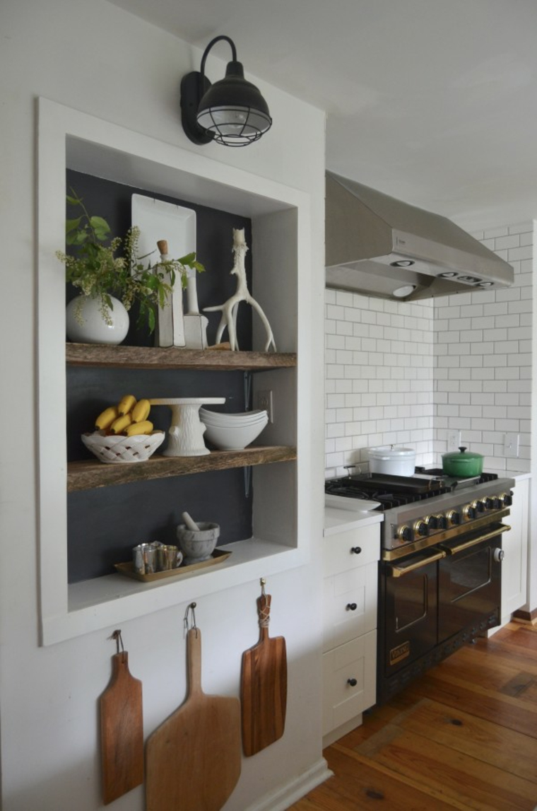 Kitchen Niche Decor