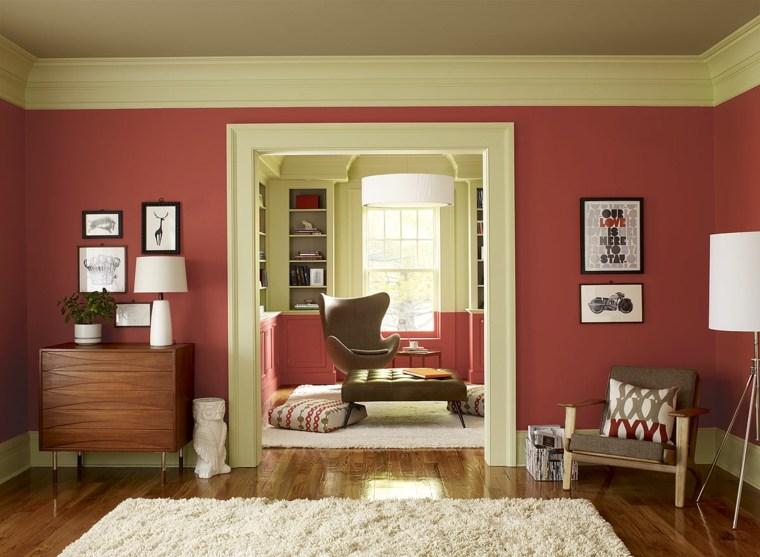 des idees de peinture mur interieur