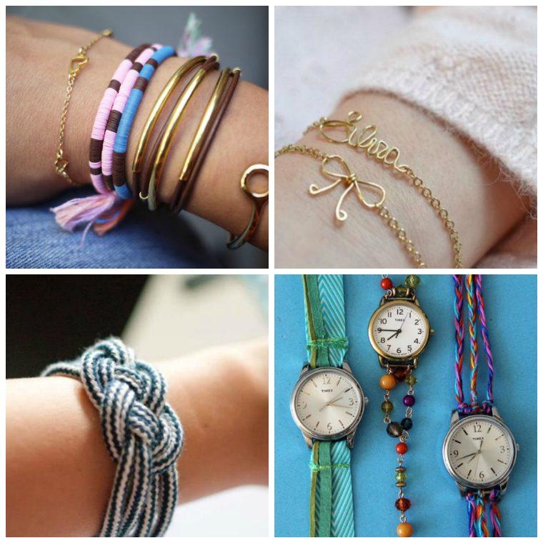 DIY Bracelet 34 Projets Daccessoires Qui Impressionnent