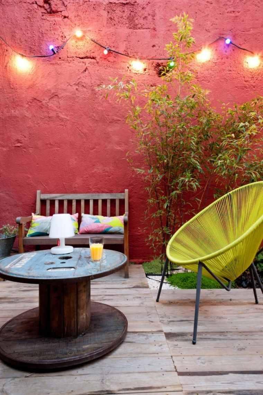 Touret Table Basse Et Tabouret Inspirations De Dco Rcup