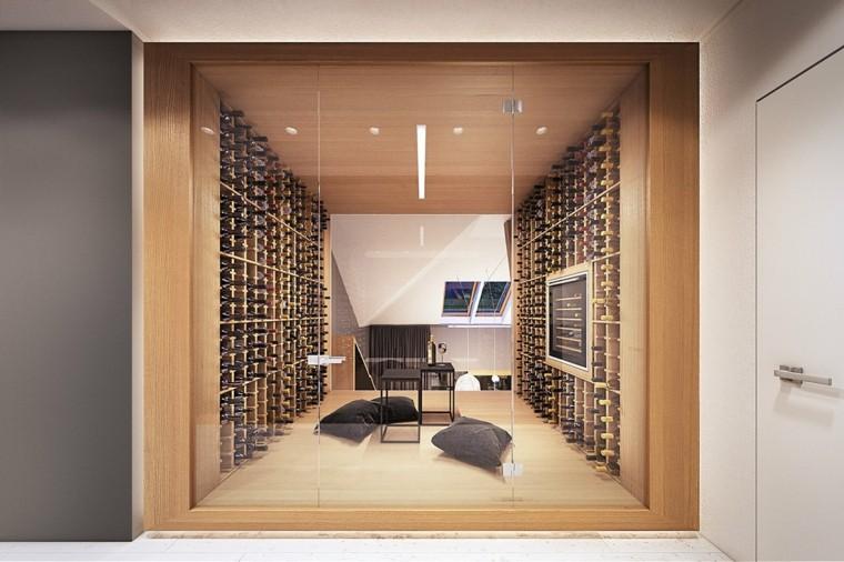 Amnagement Cave Vin Moderne En 34 Ides Dcouvrir