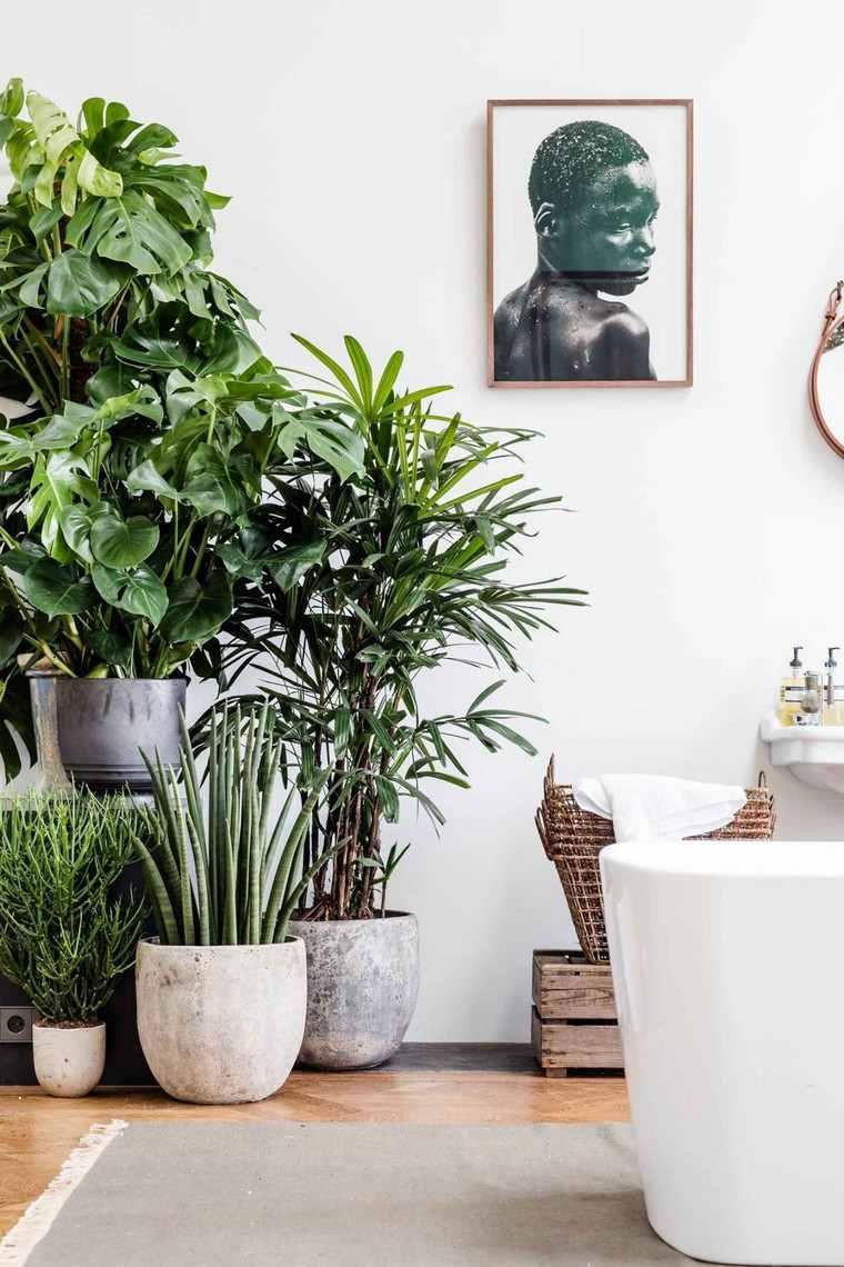 salle de bain nature pour une ambiance zen
