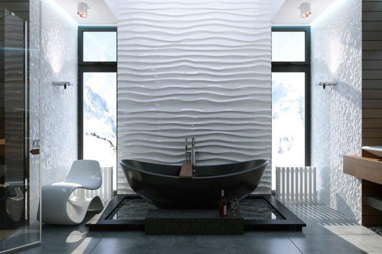 salle de bain moderne un espace dedie