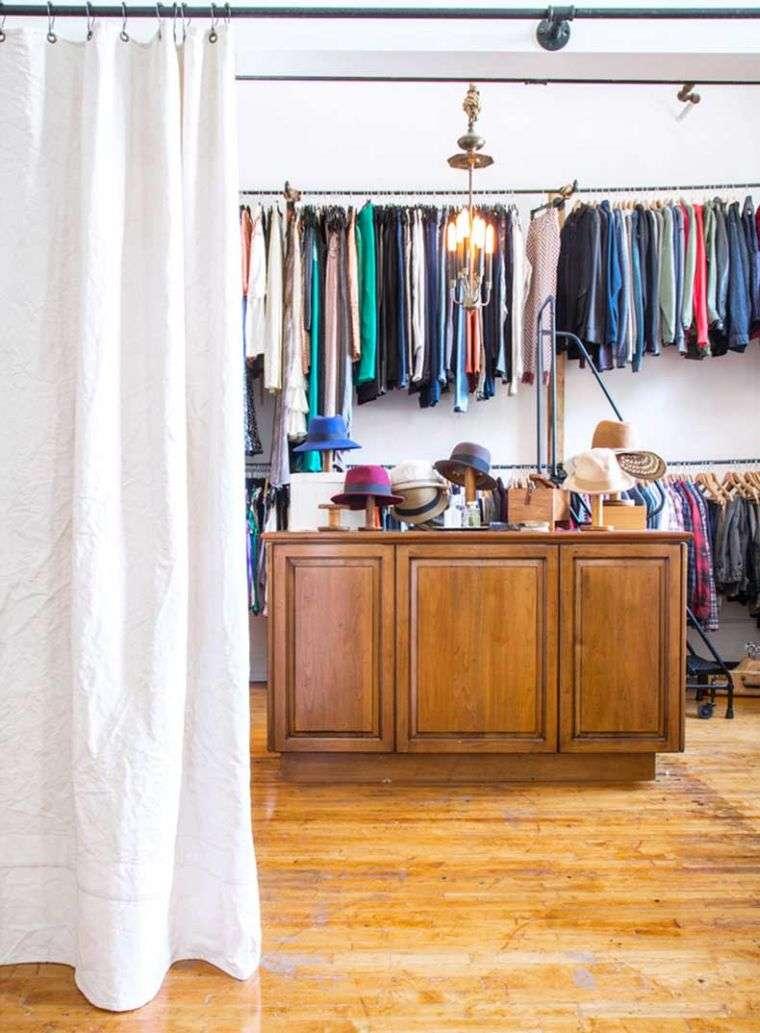 dressing avec rideau 25 propositions