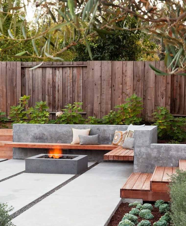Chemines Extrieures Ides Pour Jardin Terrasse Et Balcon