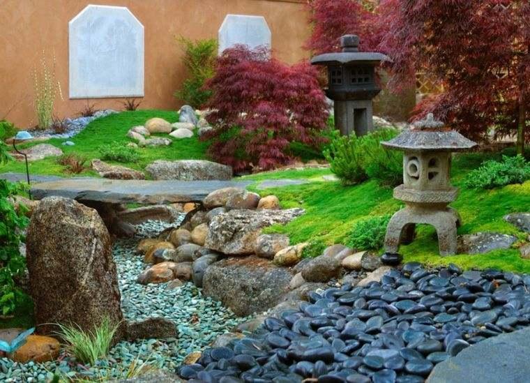 petit jardin japonais 100 idees pour