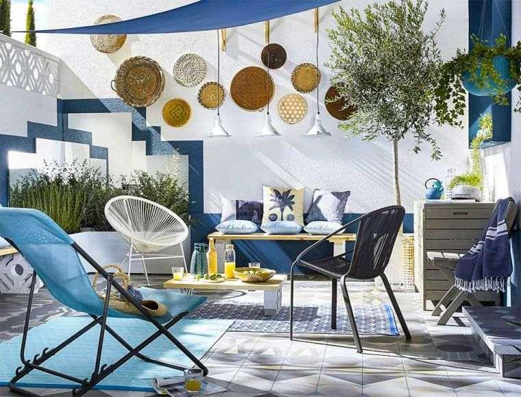 tendance salon de jardin 2019 deco terrasse exterieur design