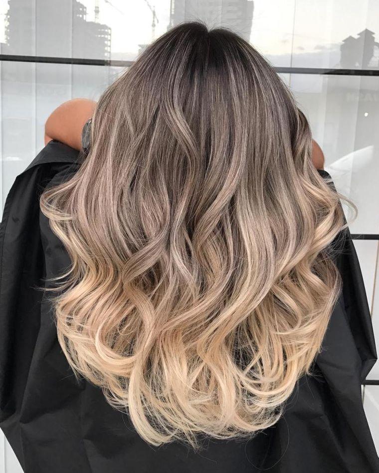 meche miel nos idees de coiffure