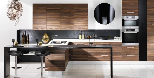 Cuisine Moderne De Nos Jours Pratique Et Confortable