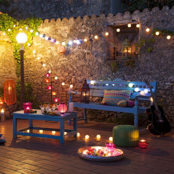 Guirlande Lumineuse Pour Une Atmosphre Festive