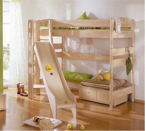 le lit superpose un gain d espace