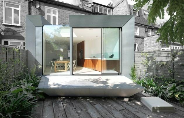 Agrandissement Maison Design Par Paul McAneary Architects