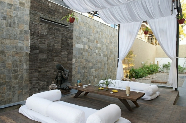 ameublement patio design