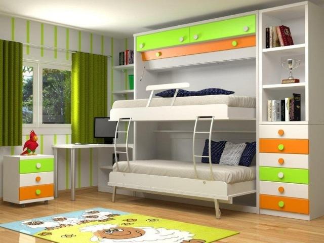 armoire chambre enfant 25 idees