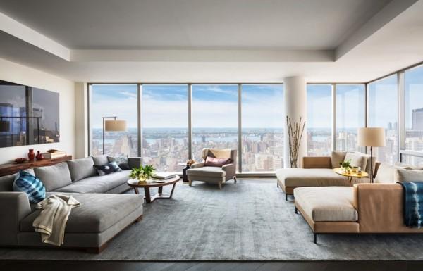 Le Bel Appartement De Gisele Bundchen Et Tom Brady