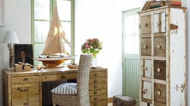 15 Exemples Pour Une Bonne Dcoration De Bureau Style Marin