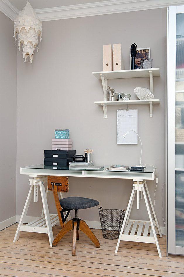 Bureau Sur Trteaux Simple Et Efficace