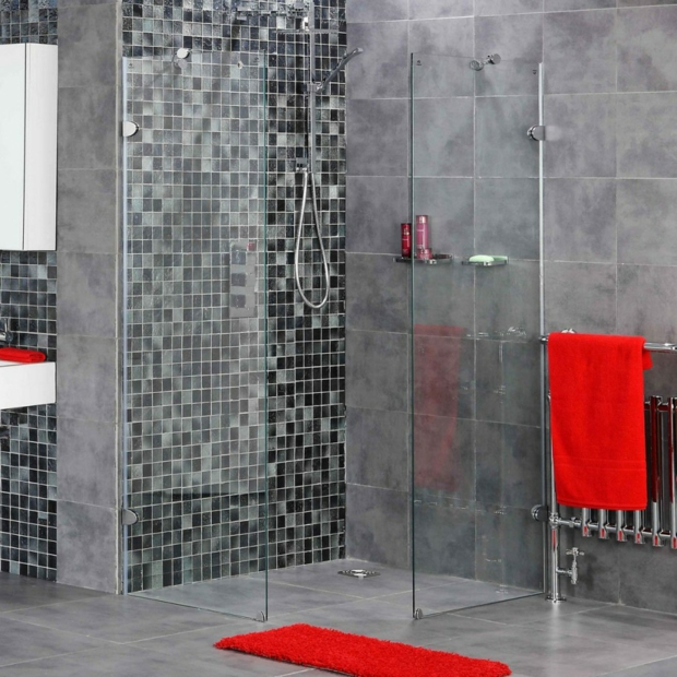 carrelage douche italienne idees