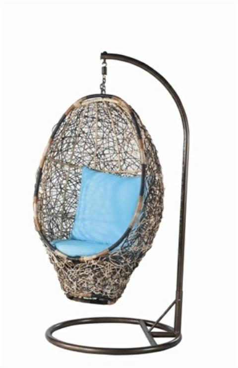 La Chaise Suspendue Indispensable Pour La Dco De Jardin