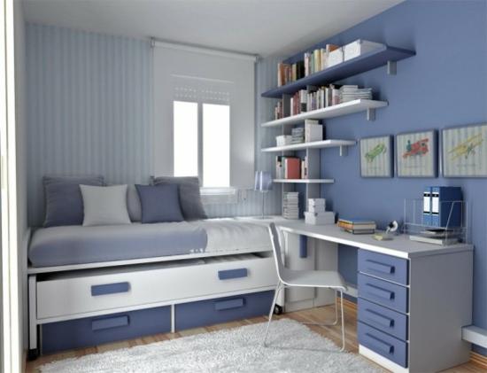 50 Idées Pour L'aménagement D'une Chambre Ado Moderne