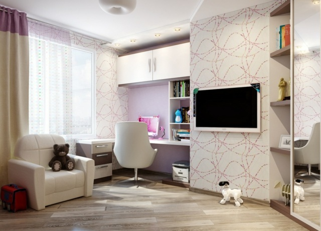 Chambre Ado Design 35 Ides Que Vos Ados Adorent