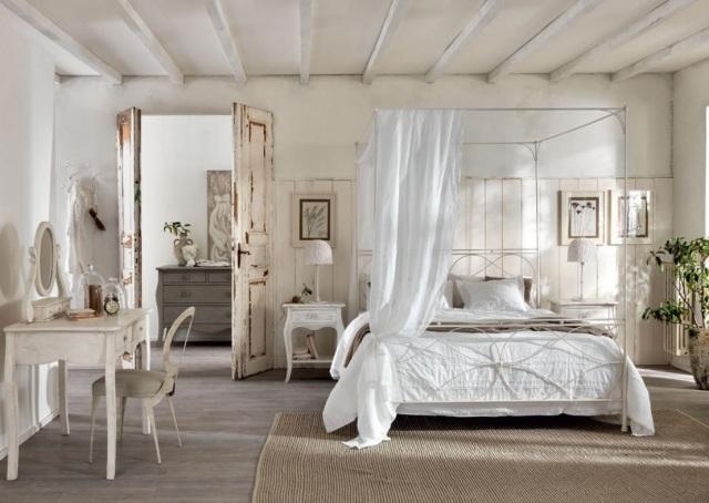 decoration chambre adulte romantique