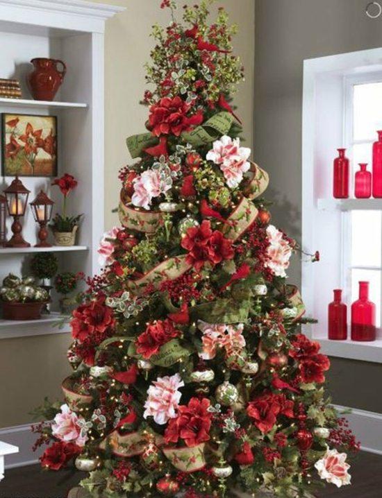 Decoration Sapin De Noel 25 Idees Fantastiques Et Originales