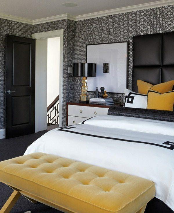 mobilier contemporain pour chambre