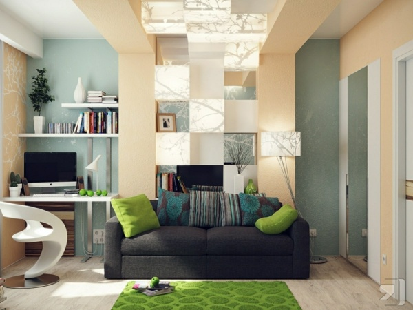 Black And White Office Decor Pinterest. blue black bedroom ...