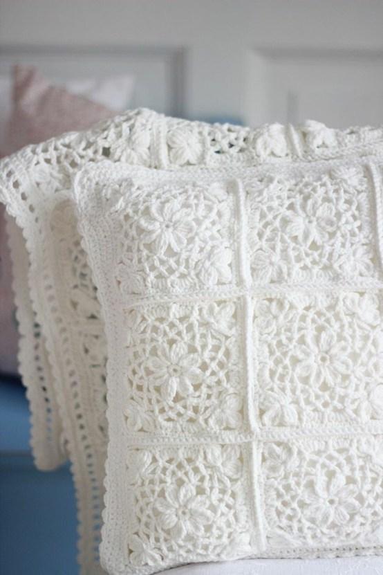 La Dcoration Crochet En 21 Ides Mignonnes