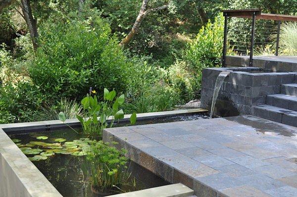 Building Raised Pond Garden