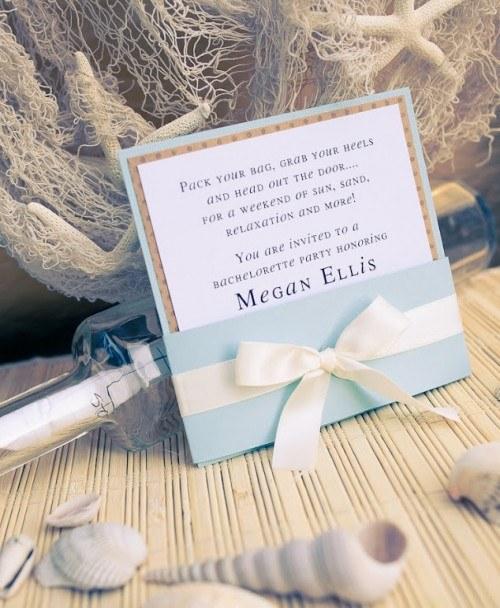 22 Exemples Affichent Une Bridal Shower Dco Marine