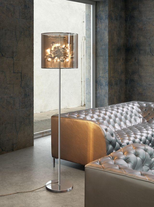 lampe de salon design pour accueillir l