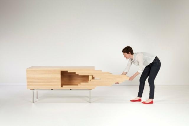 le meuble design modulaire de sebastian