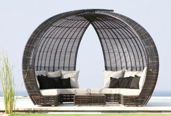 la mobilier de jardin de luxe par