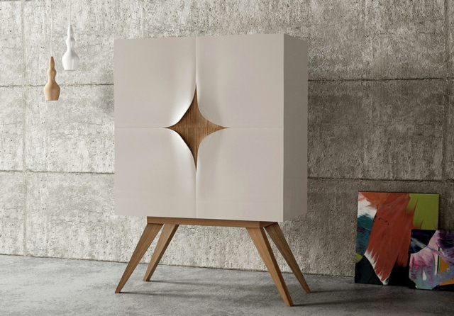 Le Mobilier Design Italien Nous Livre La Slap Collection