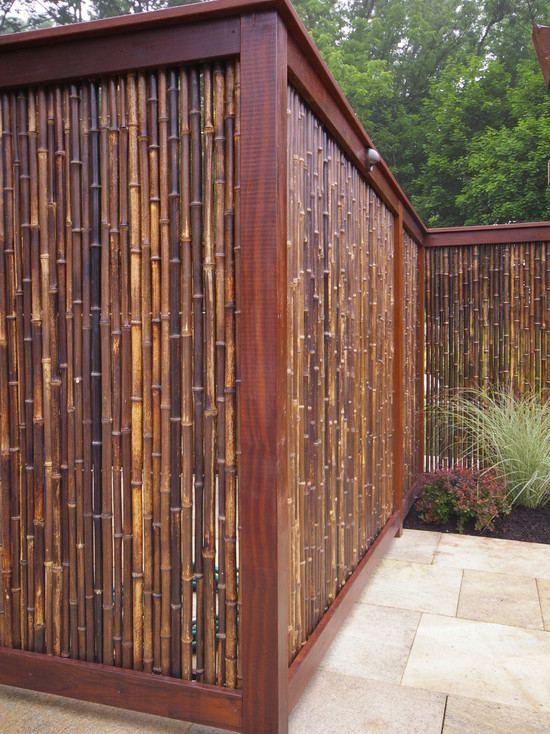 Clture En Bambou Pour Une Touche Orientale Dans Le Jardin