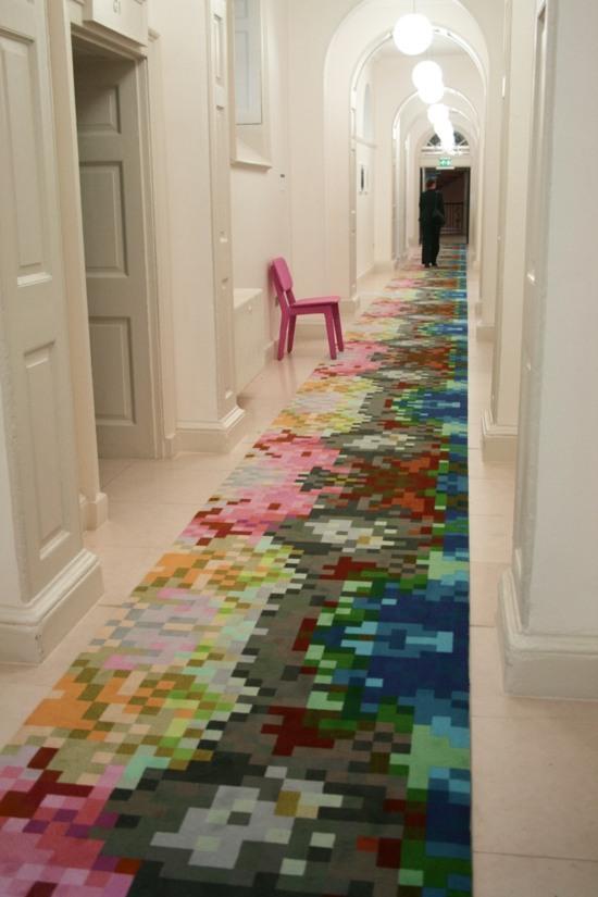 Le Tapis De Couloir Moderne 20 Ides Design