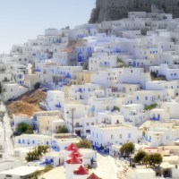 Mix of Artistic Hellenic Antiques and Archeological treasures in Dodecanese Islands