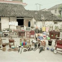 The living style project of Jiadang (Family Stuff) by Huang Qingjun