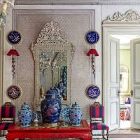 A charming Istanbul Home of an Ottoman Art expert