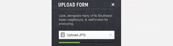 How to Create an Upload Form using jQuery, CSS3, HTML5 and PHP [Tutorial]
