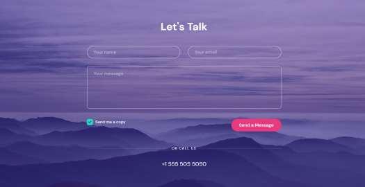 Meilleurs exemples de conceptions d'interface d'application Web