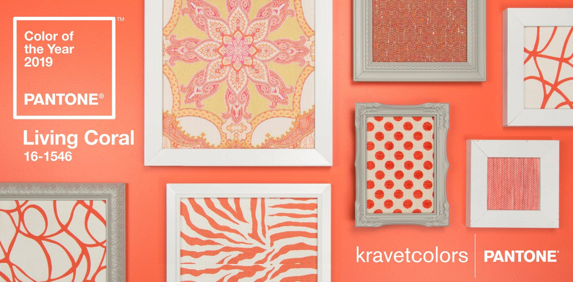 Pantones Color Of The Year Is Living Coral Examples Of