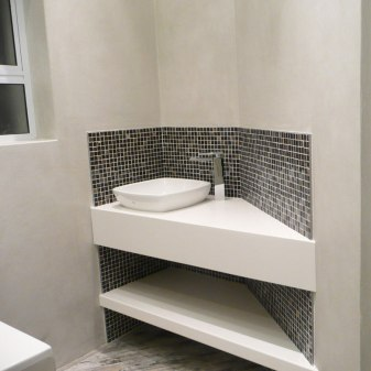 Beach House - Bathroom Basin & Vanity